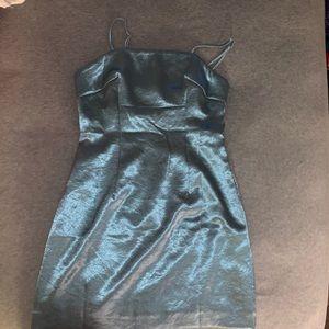 Forever 21 Light Blue 90's Cocktail Dress